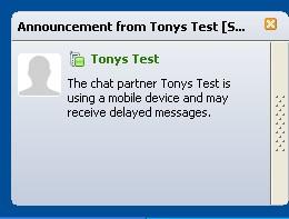 new STProxy announcement